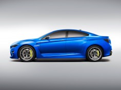 WRX Concept: design walkaround