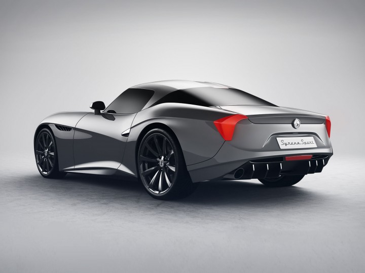 Syrena Sport Concept preview