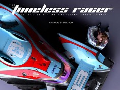 Daniel Simon previews his next book: The Timeless Racer