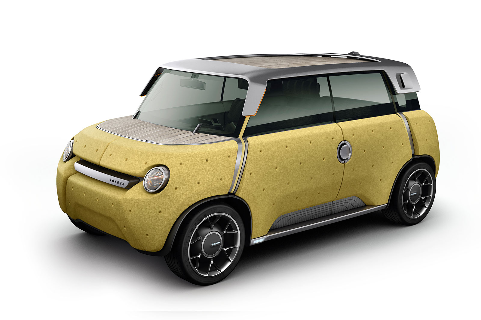 toyota mewe concept car body design