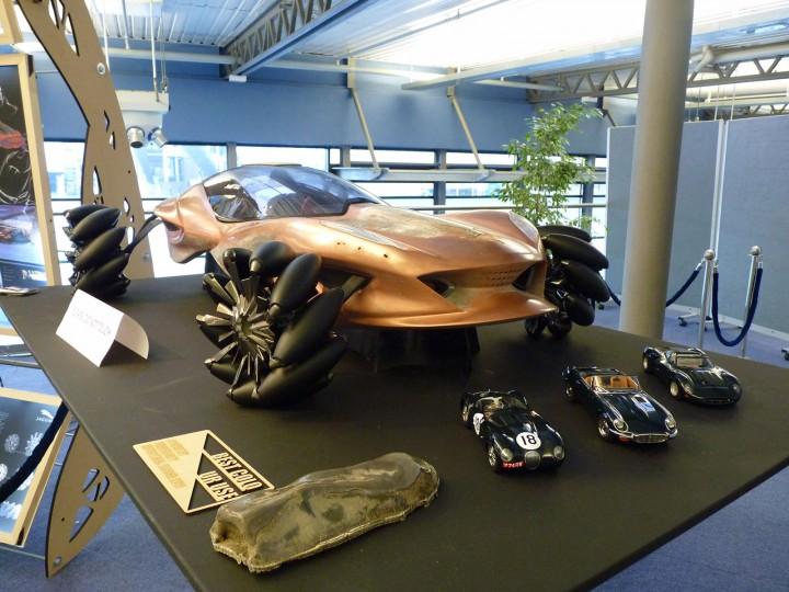jaguar blue concept car body design. Black Bedroom Furniture Sets. Home Design Ideas