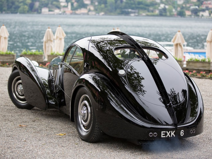 Concorso d'Eleganza Villa d'Este 2013: results and gallery