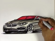 2014-BMW-4-Series-Coupe-Marker-Rendering