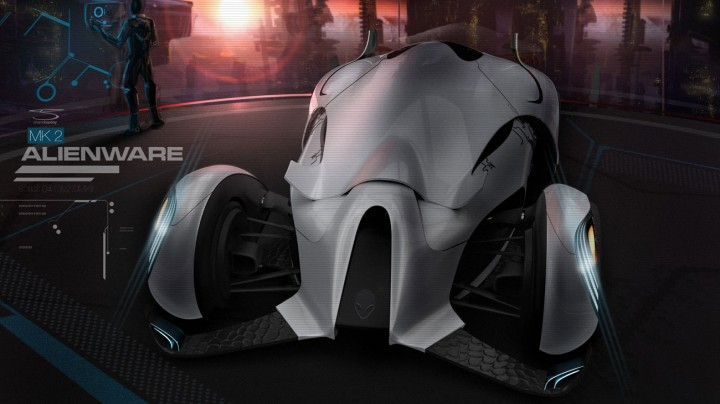 AlienWare Concept Car