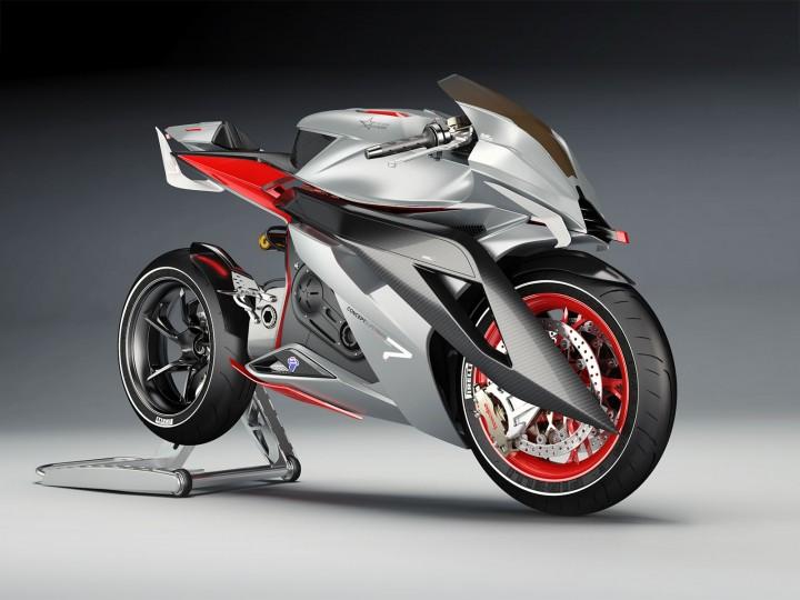 Alstare Reveals Superbike Concept