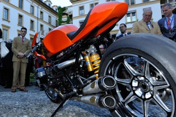 BMW Concept Ninety at the Concorso d'Eleganza Villa d'Este 2013