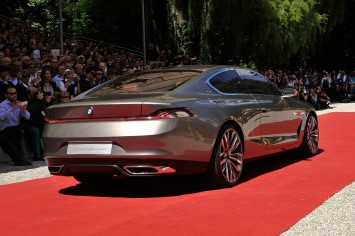 BMW Pininfarina Gran Lusso Coupe at the Concorso d'Eleganza Villa d'Este 2013