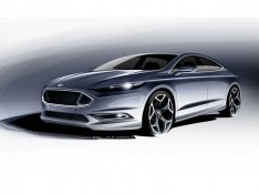 Ford-Fusion-design-sketch
