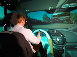 Ford Virtual 3D CAVE