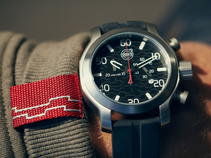 Volvo Trucks unveils FH-inspired wrist watch