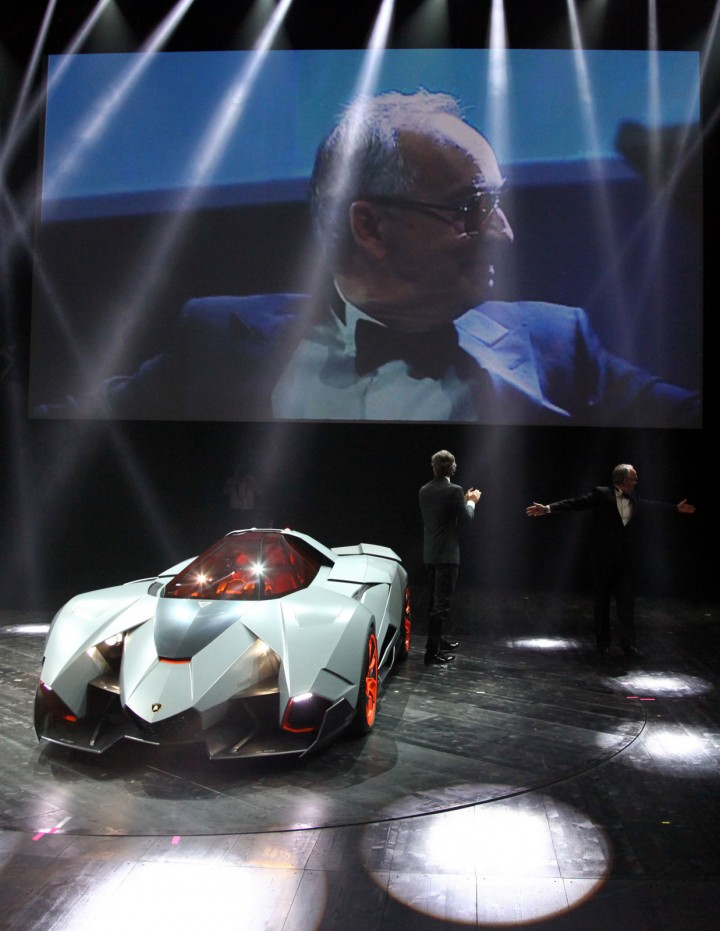 Walter De Silva Presents The Egoista Concept