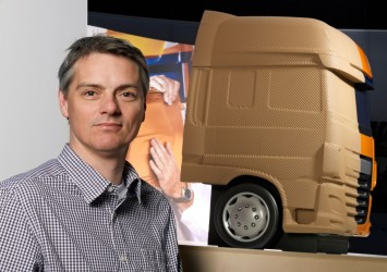 DAF Design Director Bart van Lotringen