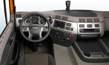 DAF New CF dashboard