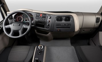 DAF New LF dashboard