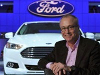 Ford Motor designer riffs on architecture