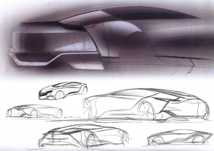 Concept Design Technology Concept Design Sketches