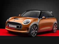 MINI shows future design direction with Vision Concept