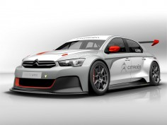 Citroën reveals C-Elysée WTCC with design sketches
