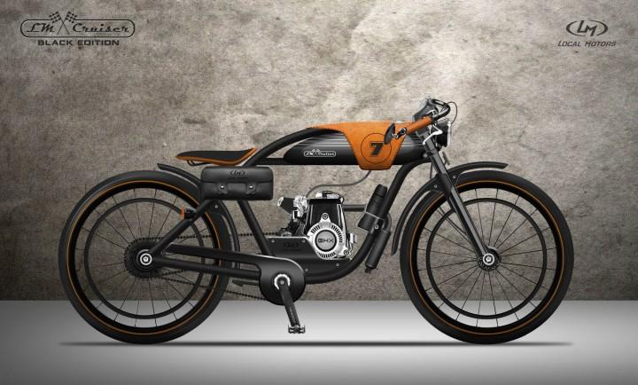 Lm Cruiser Bike Design Challenge The Winners Car Body