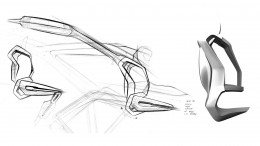 Lotus Firefly Concept by Alexandra Ciobanu - Design Sketches