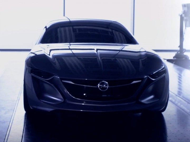 Opel/Vauxhall Monza Concept preview