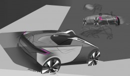 Skoda Respir Concept by Jan Christian Osnes - Design Sketch02