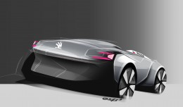 Skoda Respir Concept by Jan Christian Osnes - Design Sketch03