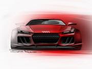 Audi Quattro Sport E-Tron Concept: design preview