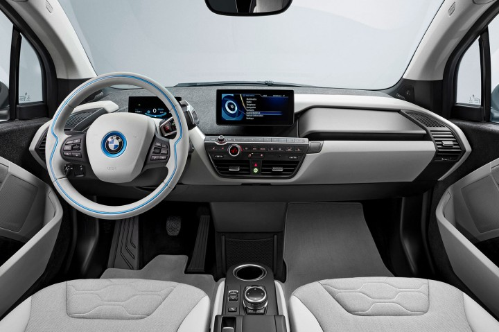 bmw i3 revealed car body design. Black Bedroom Furniture Sets. Home Design Ideas