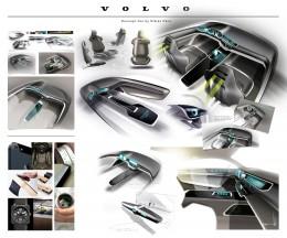volvo concept coupe design gallery. Black Bedroom Furniture Sets. Home Design Ideas