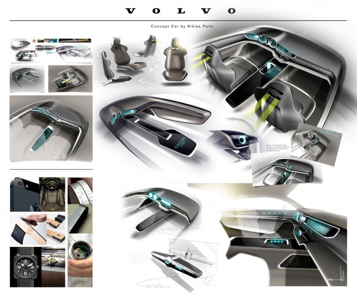 1000 images about automotive interior on pinterest interior design sketches audi and - Car interior design ideas ...