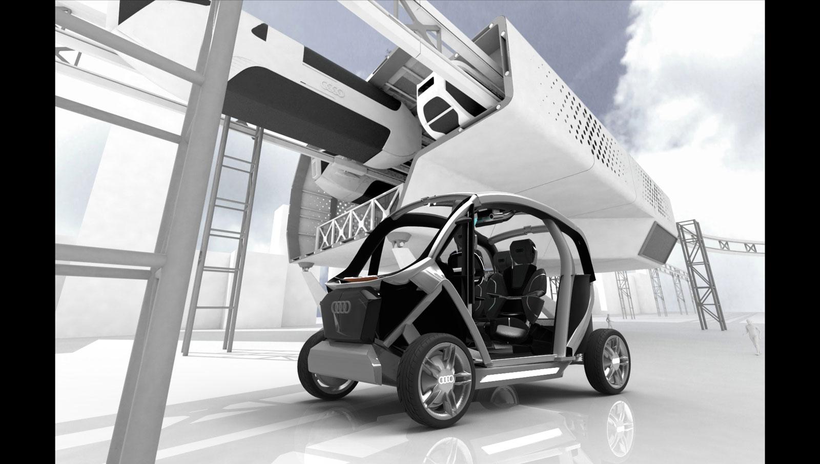 Rigoletti Casa de Dise̱o: A to B Global Mobility System РPart 1 ...