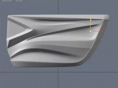 Automotive-Door-Paneling-3D-modeling-tutorial
