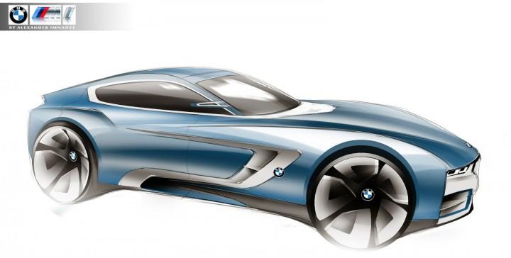Bmw M3i 320 Concept Car Body Design