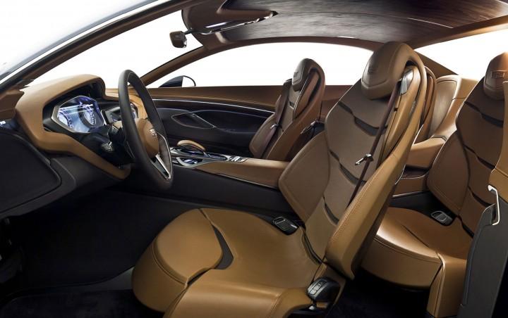 Cadillac Elmiraj Concept Car Body Design