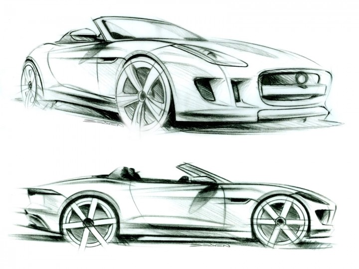 Ian Callum on the F-Type design