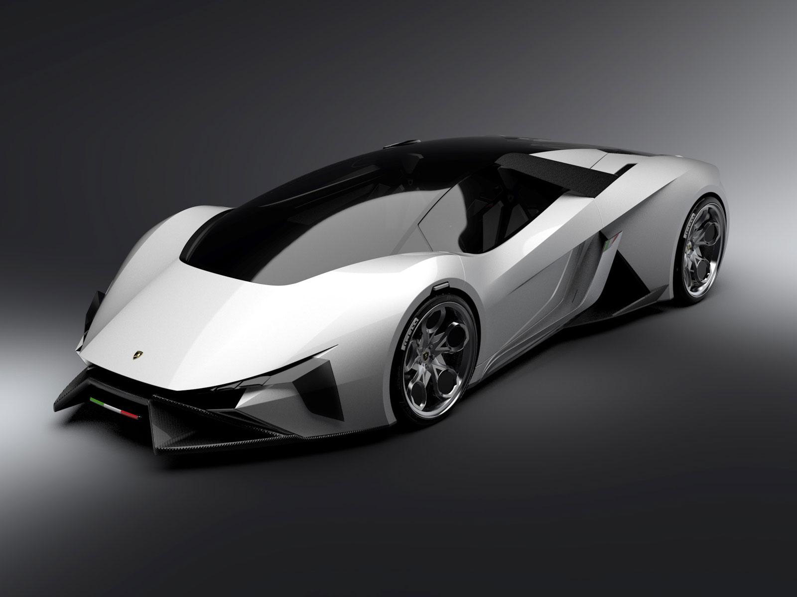 Merveilleux Lamborghini Diamante Concept