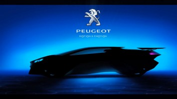 Peugeot Vision Gran Turismo Concept preview