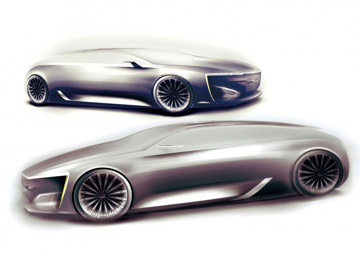 Pure Illusion 2025 Concept Car Body Design