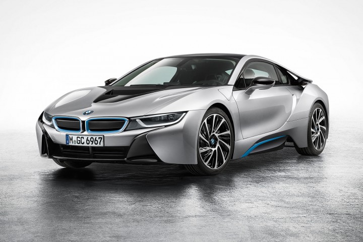 BMW i8: the design - Car Body Design