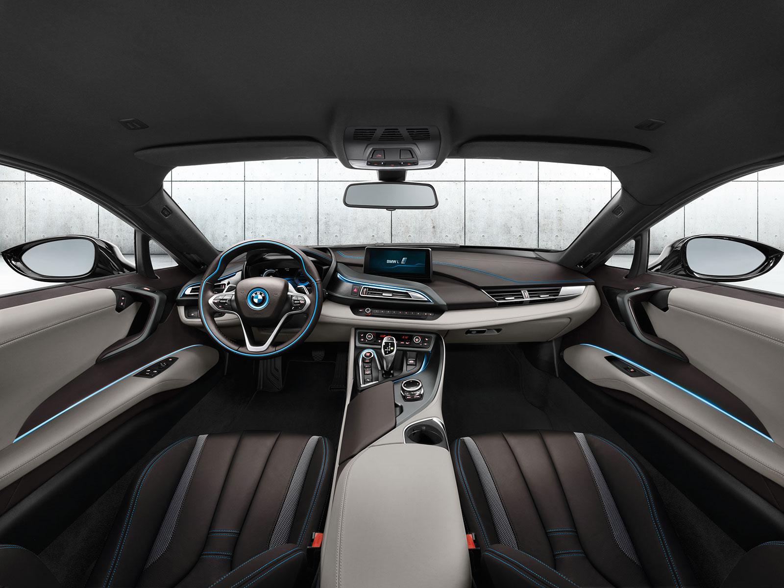 bmw i8 interior car body design. Black Bedroom Furniture Sets. Home Design Ideas