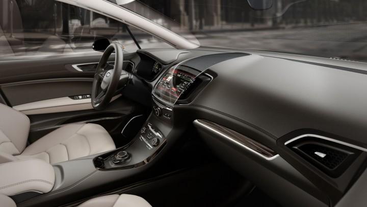 Ford S-MAX Concept - Car Body Design