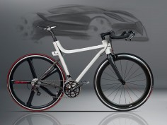 Alfa Romeo unveils 4C-inspired limited edition bicycle