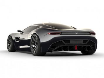 Aston Martin Dbc Concept Car Body Design