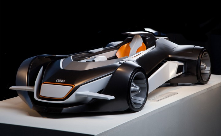 Audi Elite Concept Scale Model | Airplane | Pinterest | Scale Models And  Cars