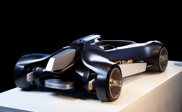 Audi Elite Concept by Eric Leong - Scale model