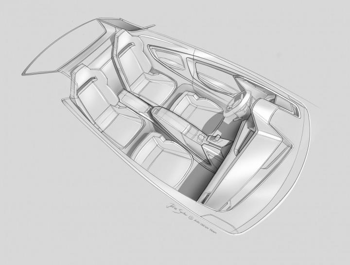 audi sport quattro concept interior design sketch car body design. Black Bedroom Furniture Sets. Home Design Ideas