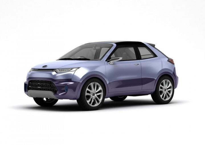 Daihatsu unveils eight compact concept cars  Car Body Design