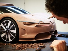 Designers at Work: Clay Modeling