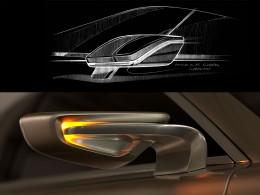 Audi E Tron Quattro Concept >> Automotive Exteriors – Side View Mirrors